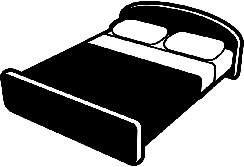 Free Clipart: Bed | gramzon