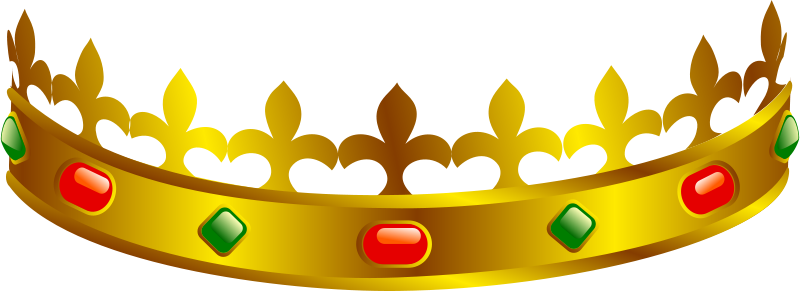 Free Clipart: Front crown | secretlondon
