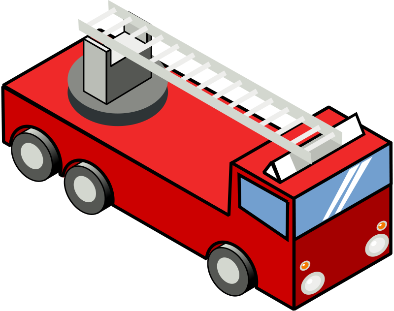 Free Iso Fire Engine