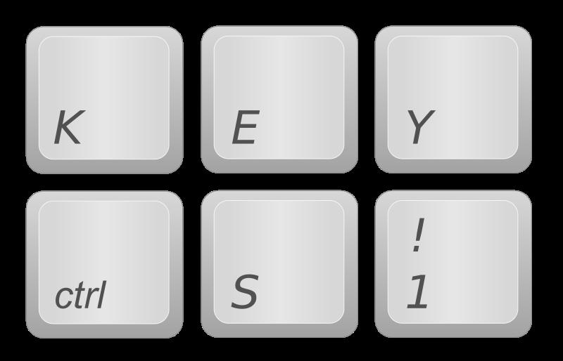 Free Keyboard Keys