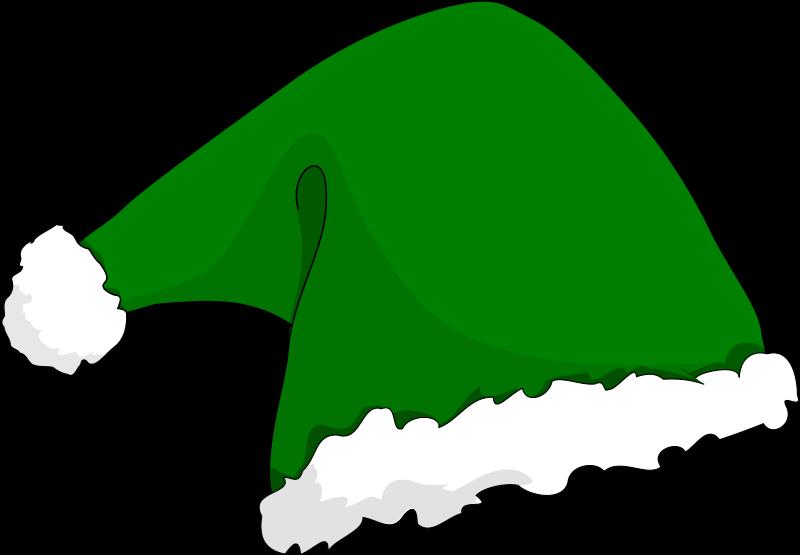 Free Clipart: Elf hat | secretlondon