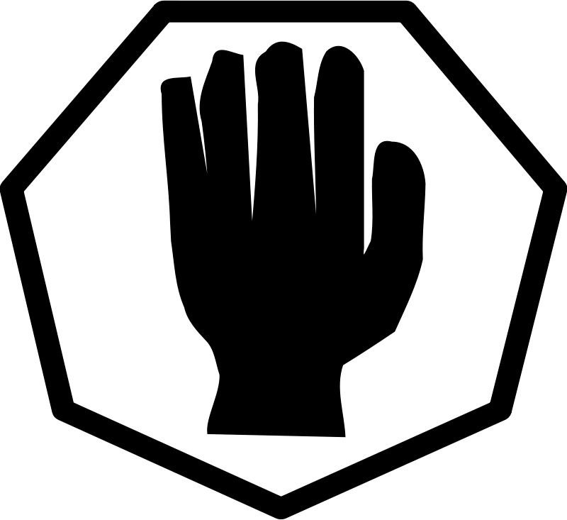 Free Universal wait symbol