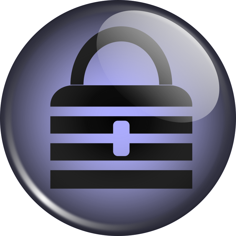 Free Keepass dock icon