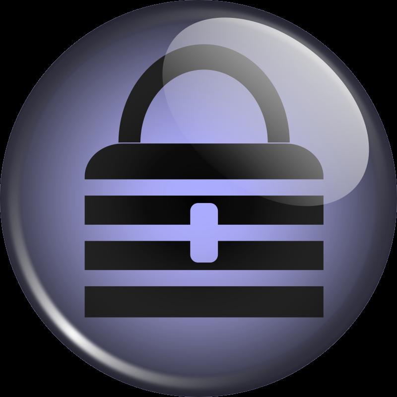 Free Clipart: Keepass dock icon | coredump