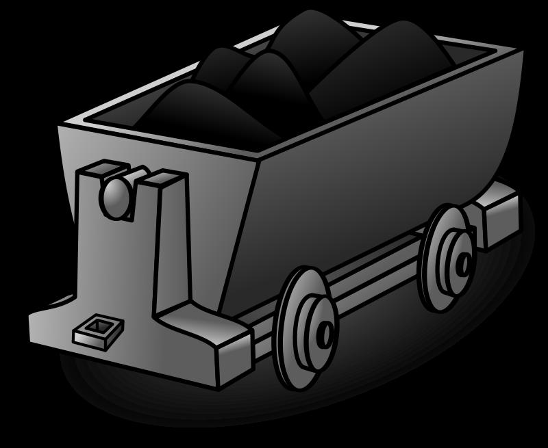 Free coal lorry