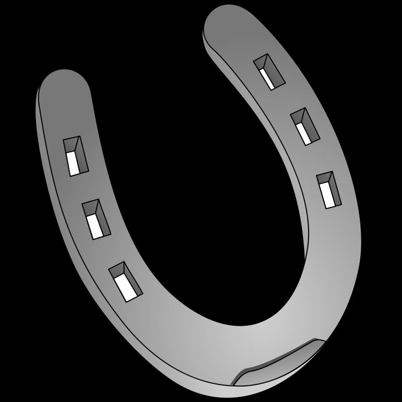 Free horseshoe