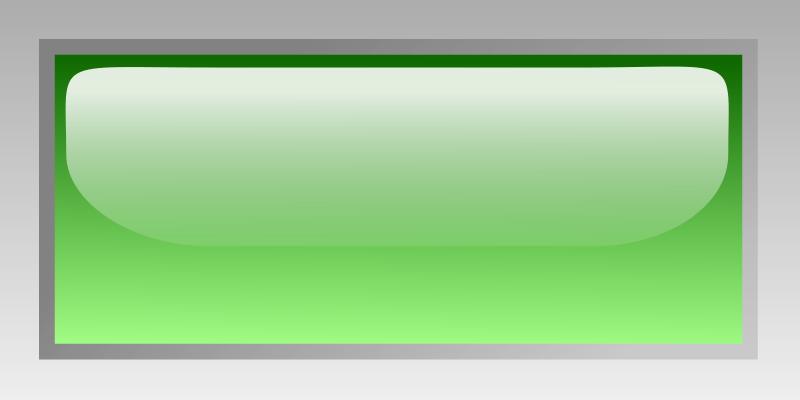 Free led rectangular h green
