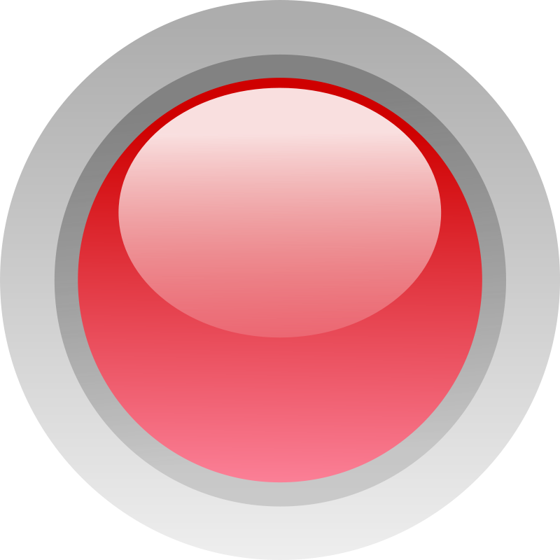Free Clipart: Led circle red | Anonymous