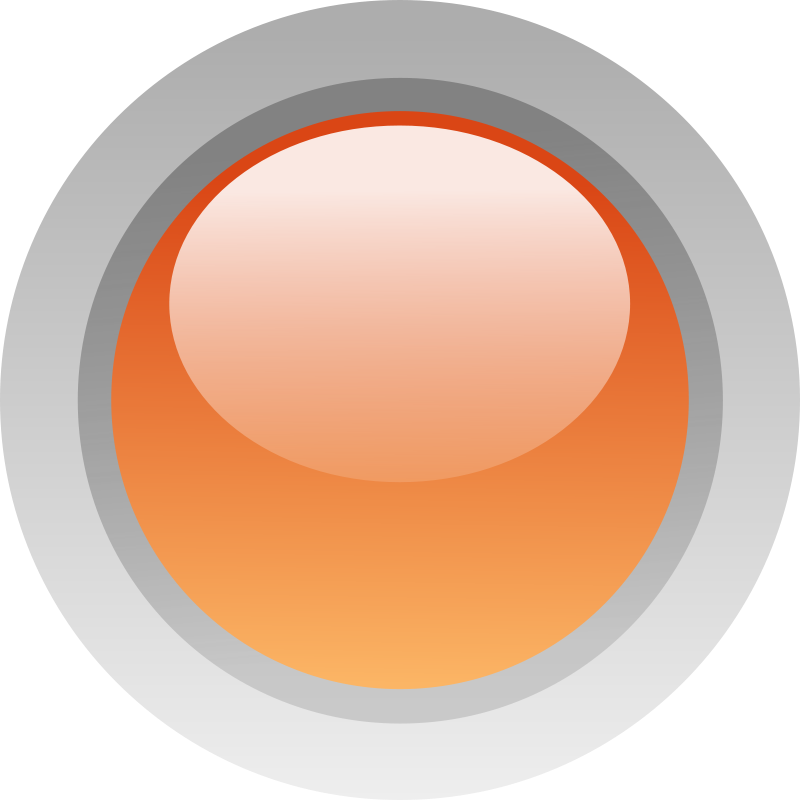 Free led circle orange