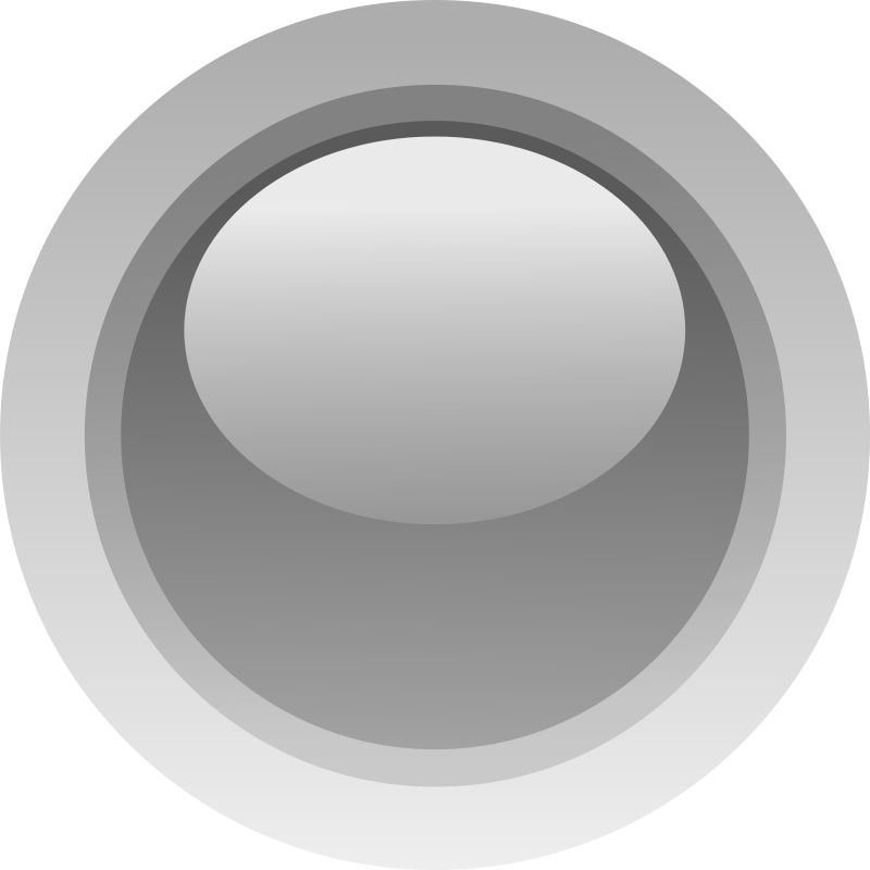Free Clipart: Led circle grey | Anonymous