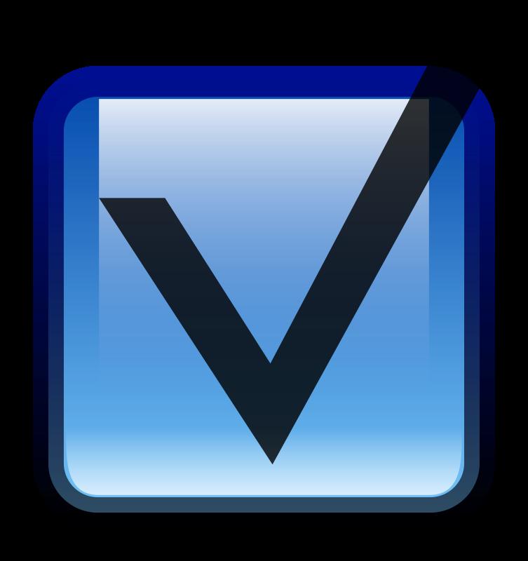 Free Check_item_Aqua_style