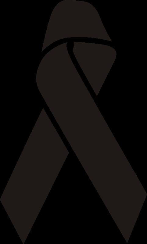 Free aids ribbon