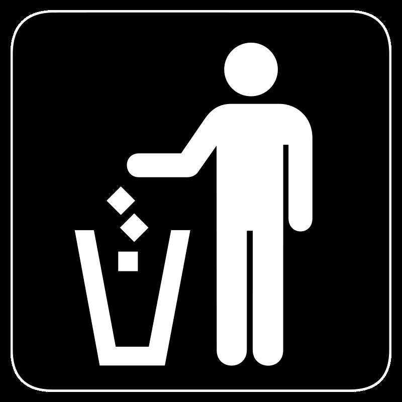 Free aiga litter disposal bg