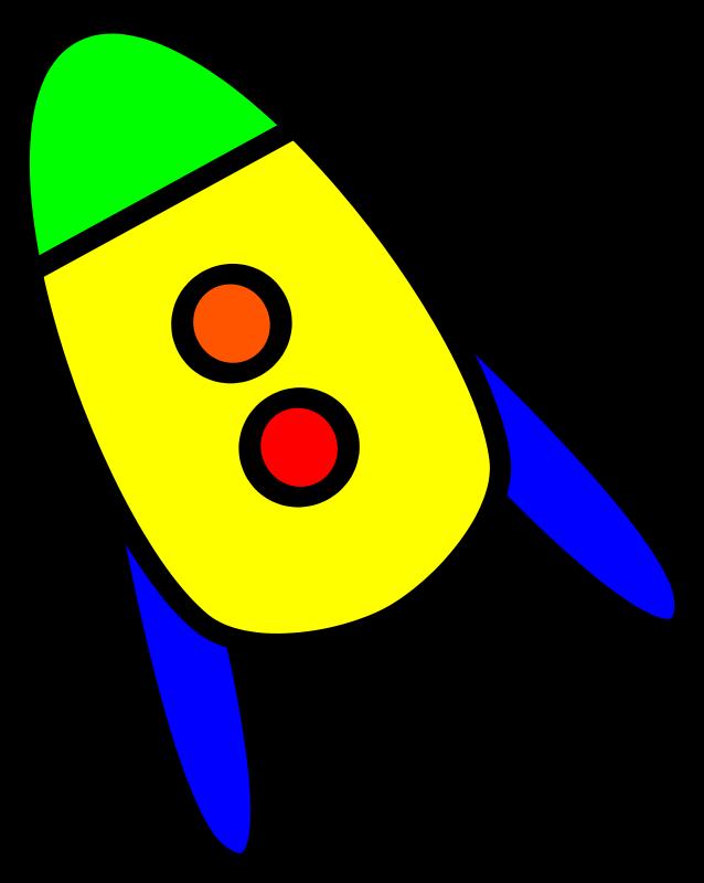 Free Very simple rocket