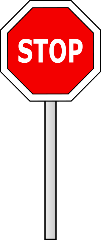 Free Stop sign