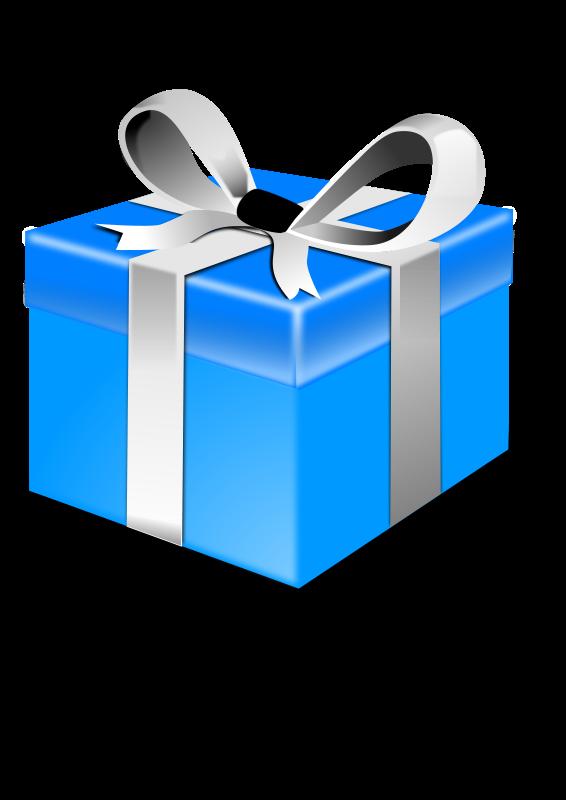 Free Present Blue Pack