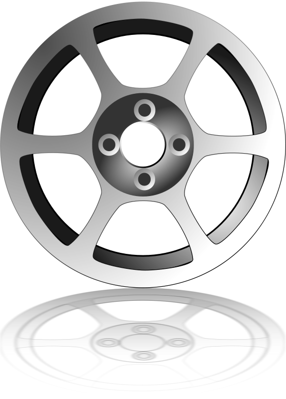 Free Alloy Wheel