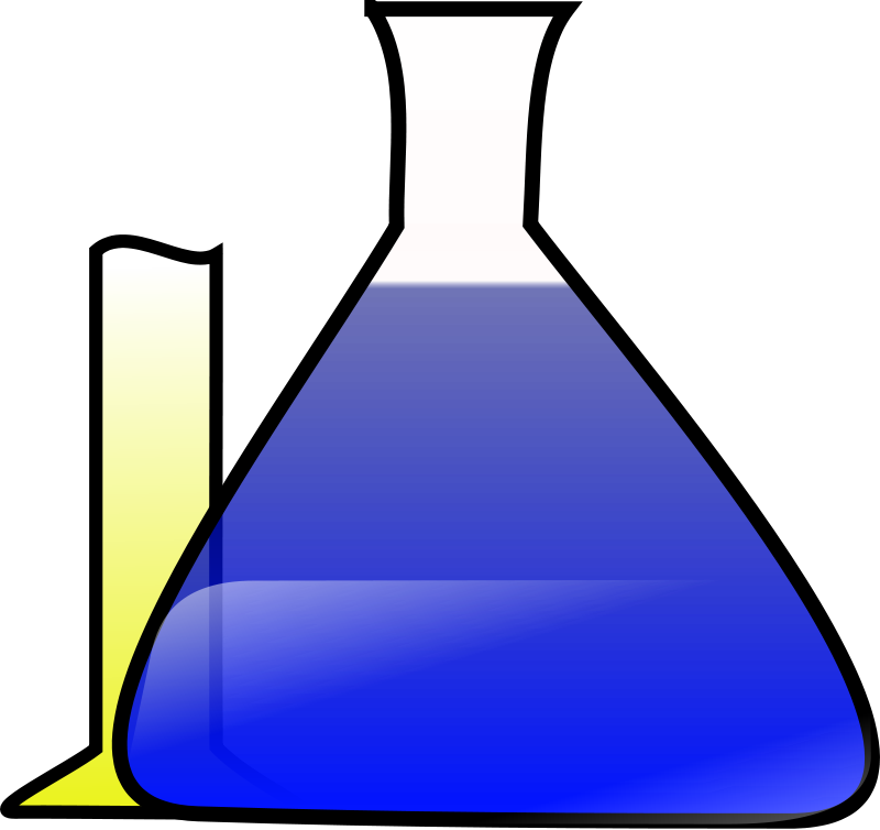 Free Clipart: Chemical Science Experiment | Anonymous