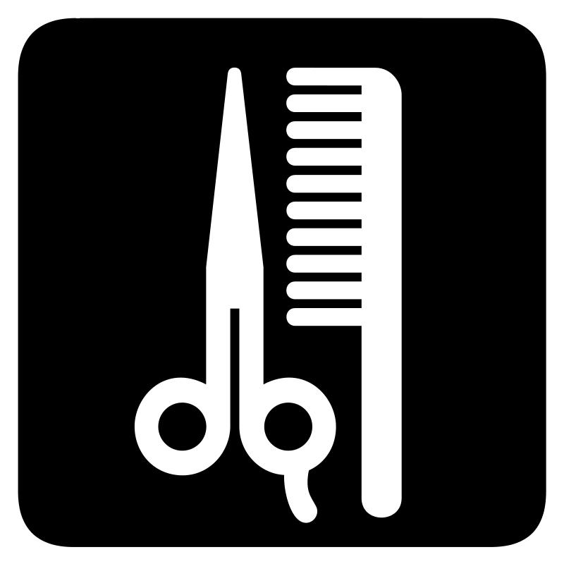 Free Clipart: Aiga barber shop - beauty salon bg | Travel