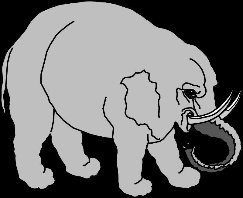 Free Elephant (filled)