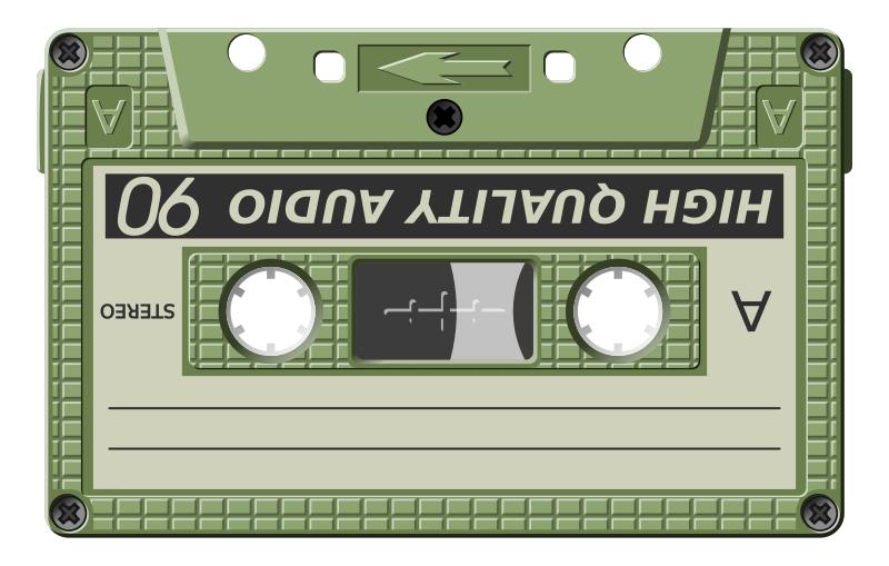 Free audio-cassette bumpy rmx