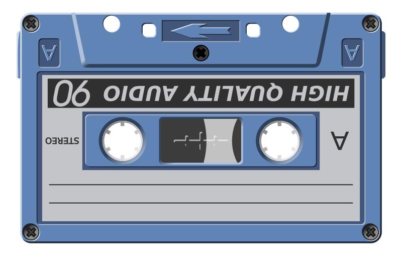 Free audio-cassette