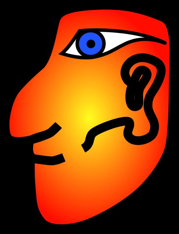 Free Maya Head