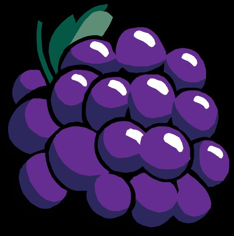 Free grapes