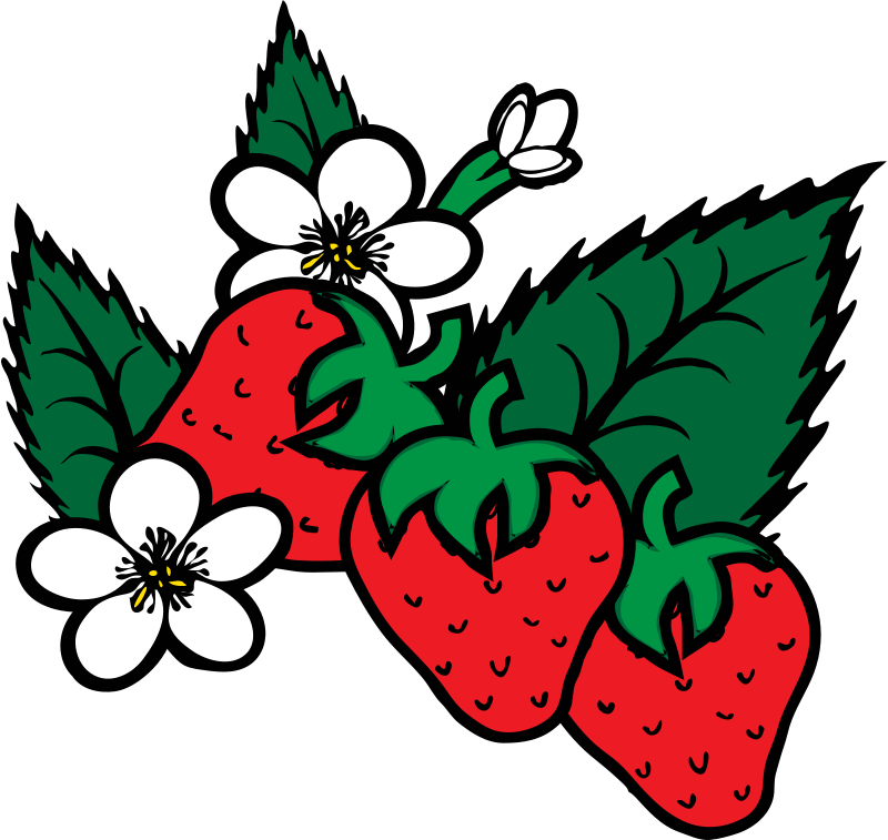 Strawberry Pictures Clip Art Free