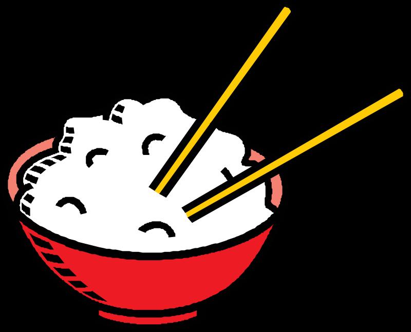 Free bowl of rice