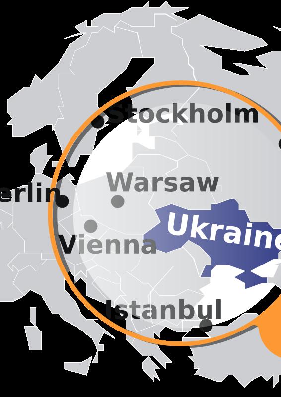 Free Ukraine under the microscope