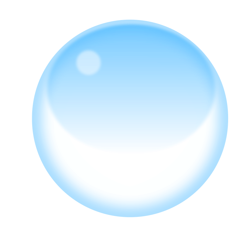 Free crystal sphere