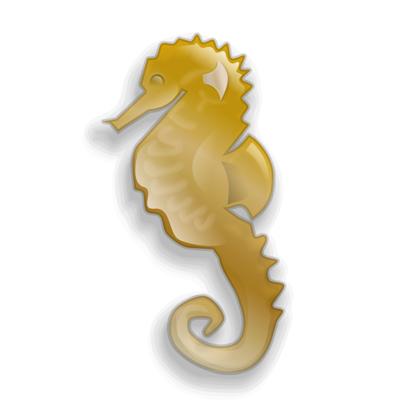 Free Seahorse