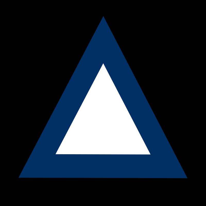 Free [Air traffic control] Waypoint triangle 2
