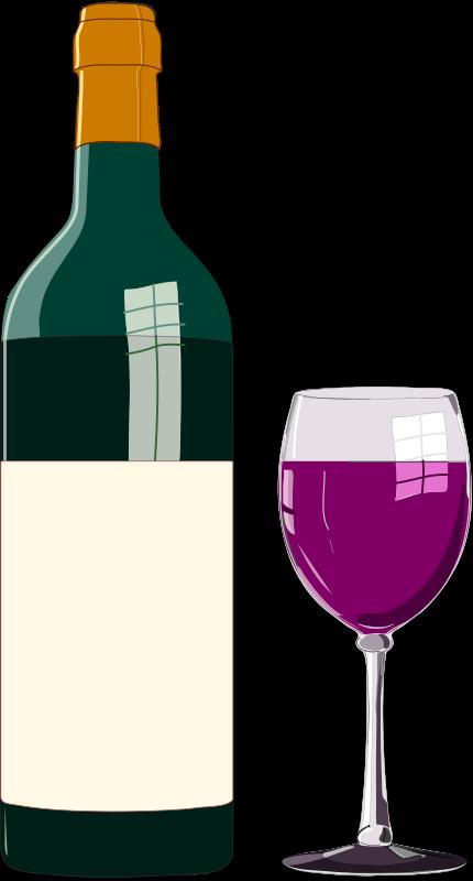 Free Architetto -- Botiglia di vino
