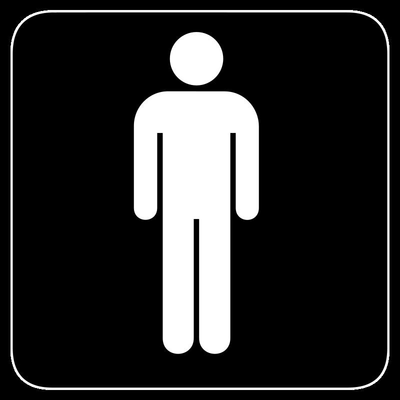 Free aiga toilet men bg