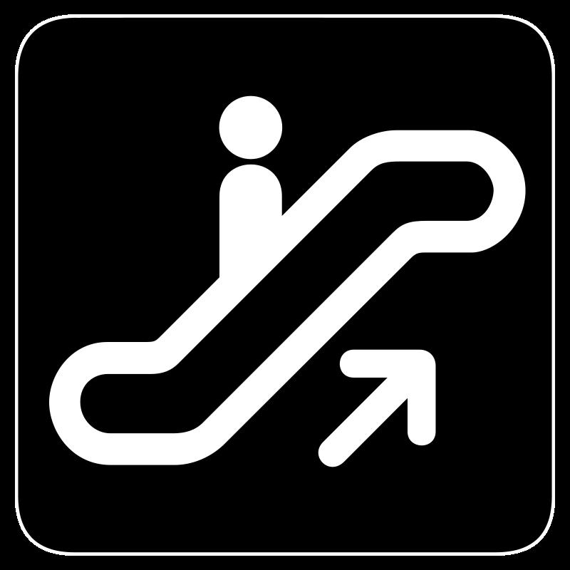 Free aiga escalator up bg