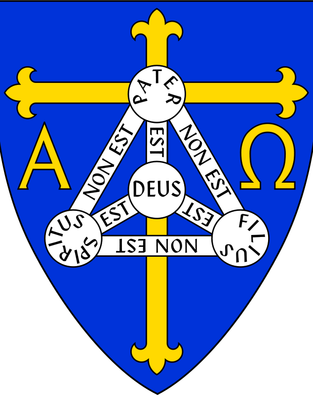 Free Coat of Arms of Anglican Diocese of Trinidad