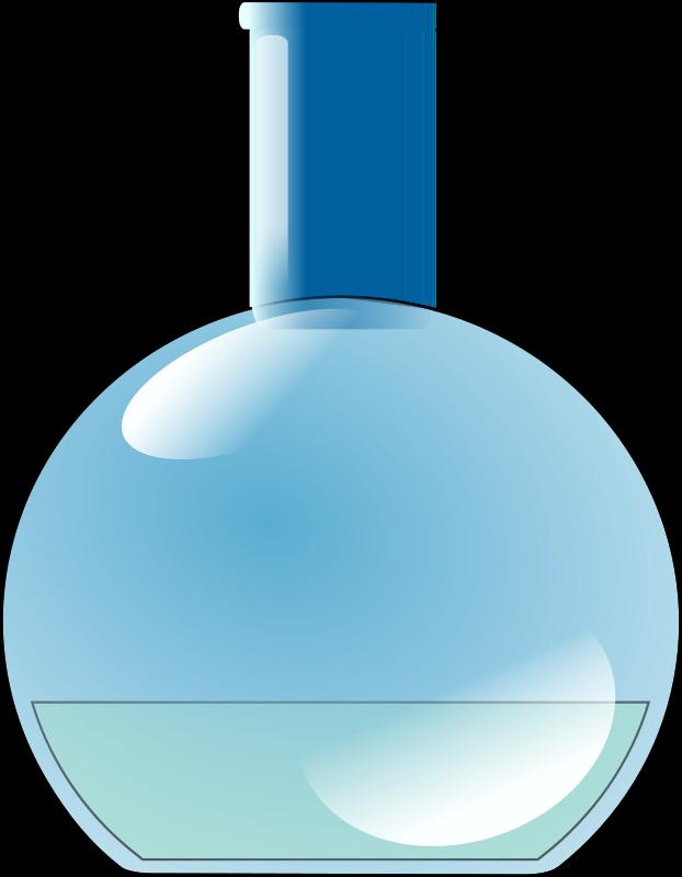 Free Flat Bottom Flask