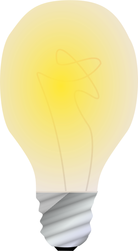 Free lightbulb on