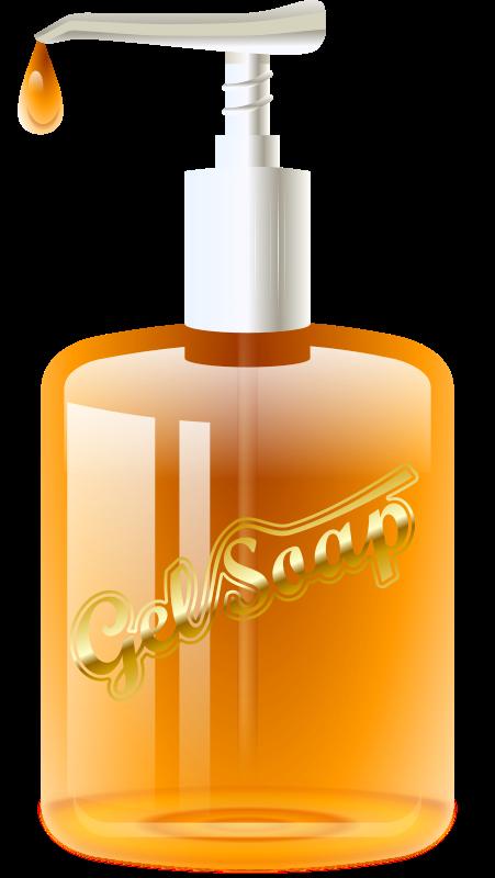 Free Gel Soap Dispenser