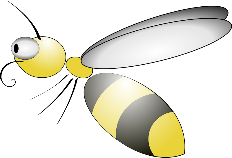 Free Clipart: Abeille | Anonymous