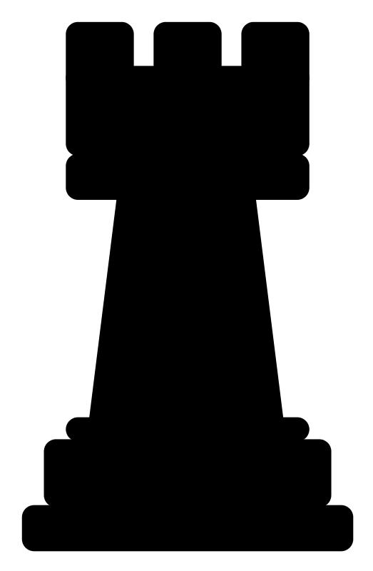 Free Chesspiece - rook