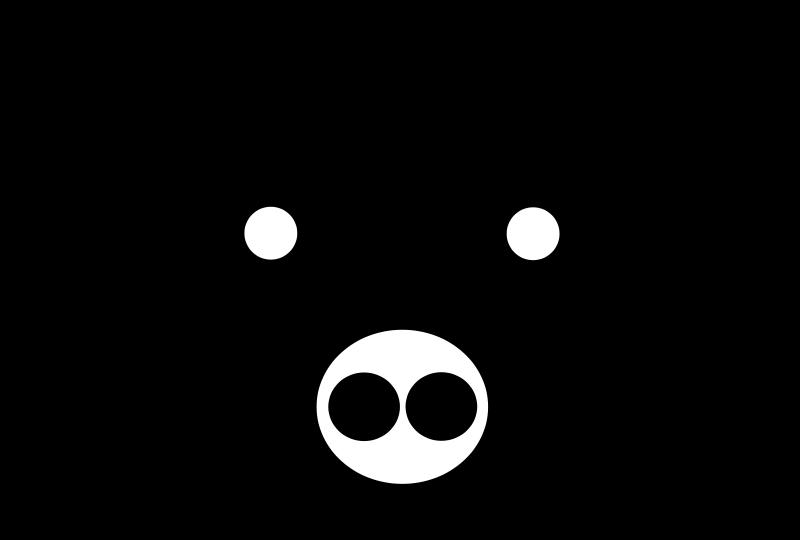 Free Simple pig
