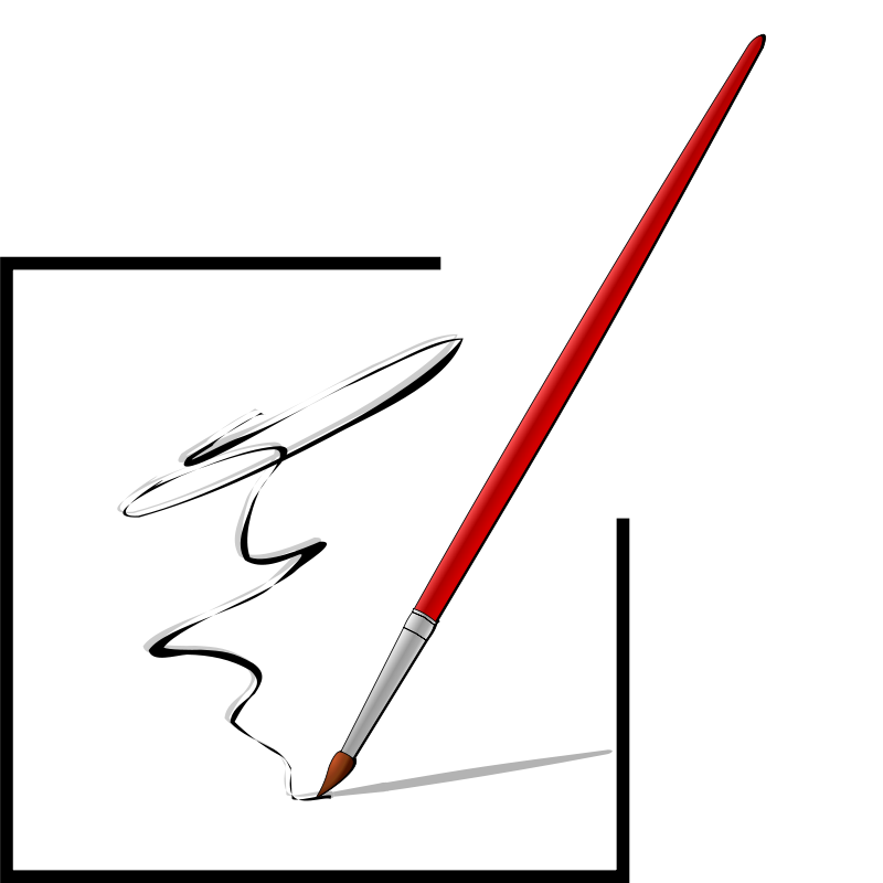 Free Brush icon