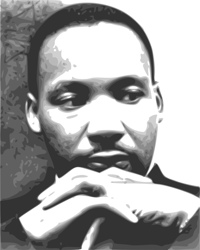 Free Martin Luther King Jr 03