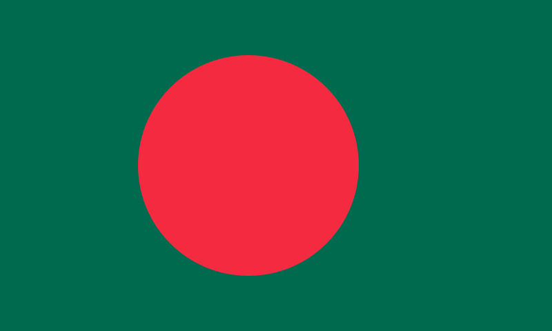 Free Flag of Bangladesh