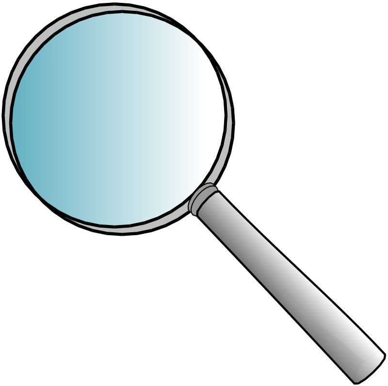 free clipart magnifying glass anonymous rh 1001freedownloads com free clipart man with magnifying glass