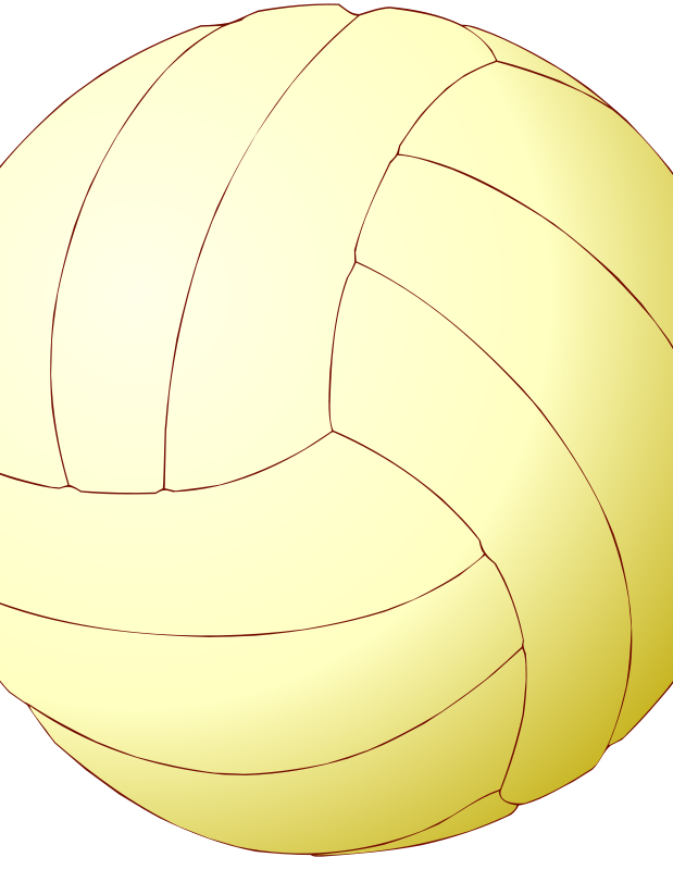 Free Clipart: Volleyball | Anonymous