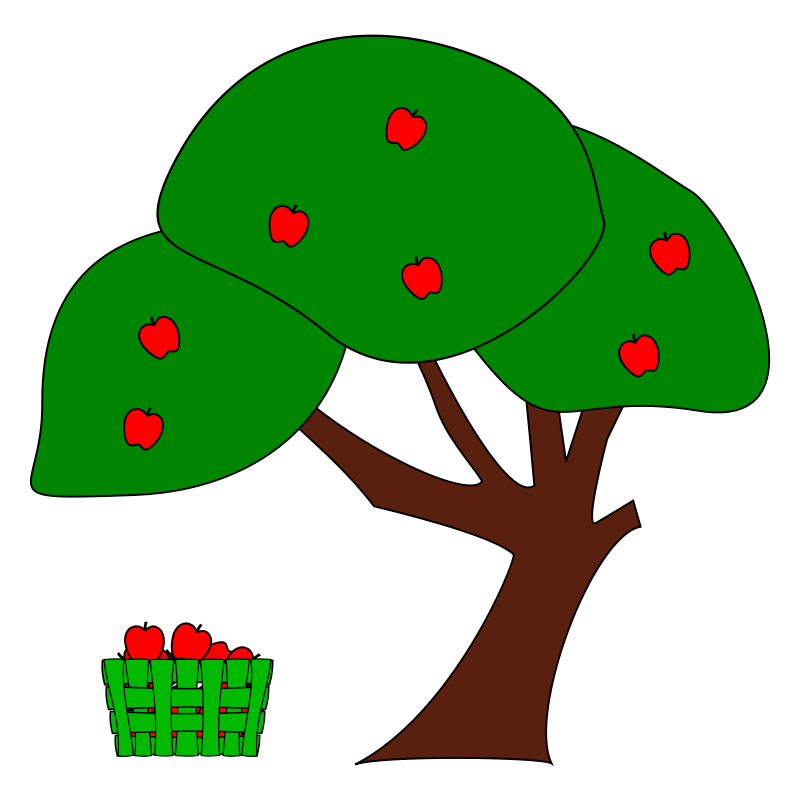 Free Apple Tree